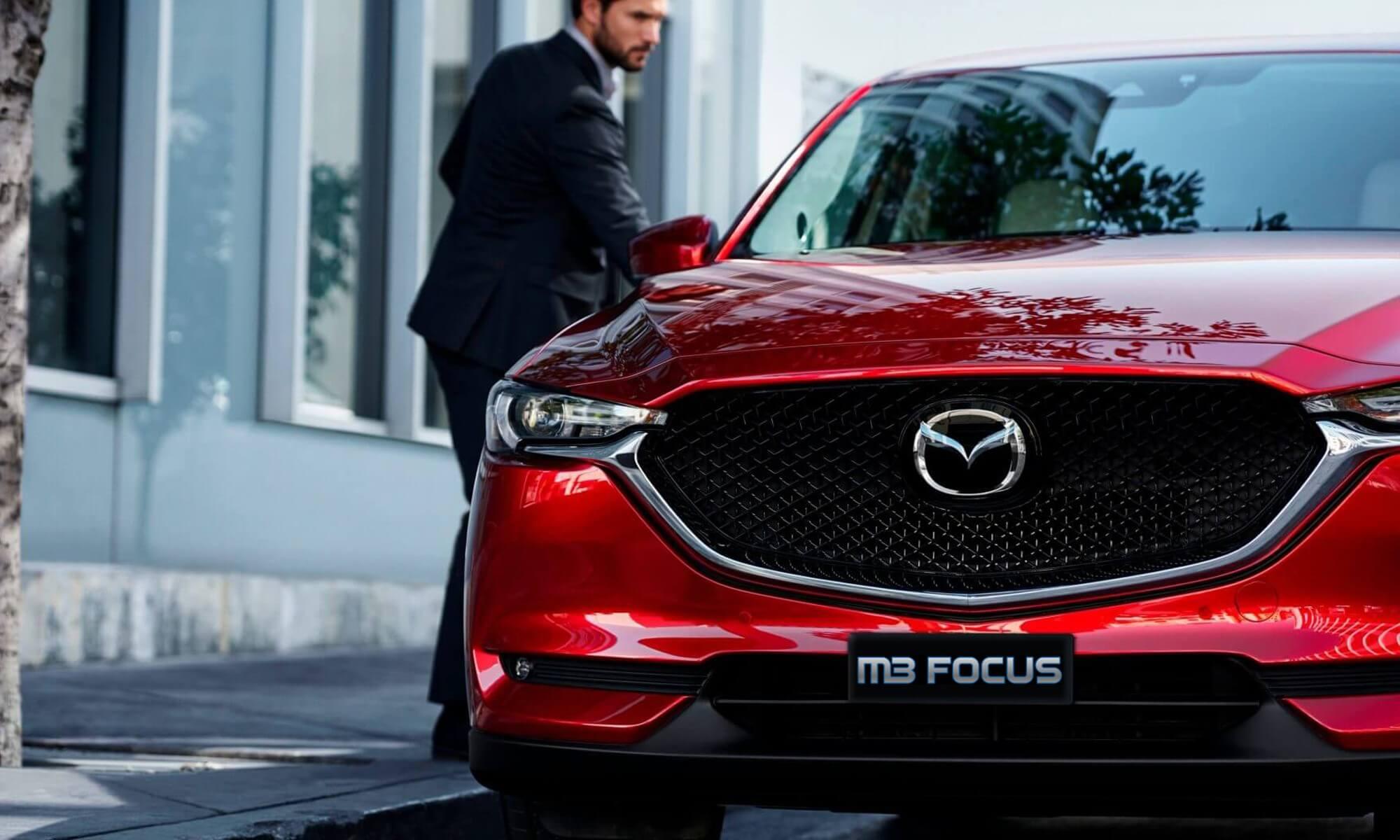 M3 Focus Mazda Autószerviz